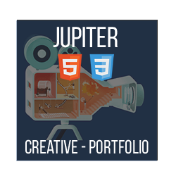 Jupiter - HTML One-Page Template