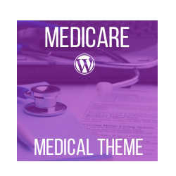 Medicare - WordPress Medical Theme