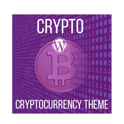 Crypto - Cryptocurrency WordPress Theme