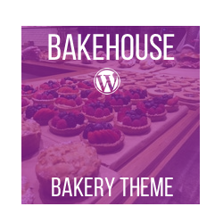 Bakehouse - WordPress Bakery Theme