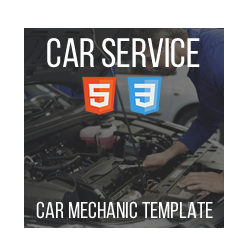 CarService - HTML Car Repair Template