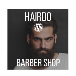 Hairdo - Barber Shop WordPress Theme